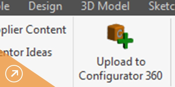 Configurator 360 and Inventor integration