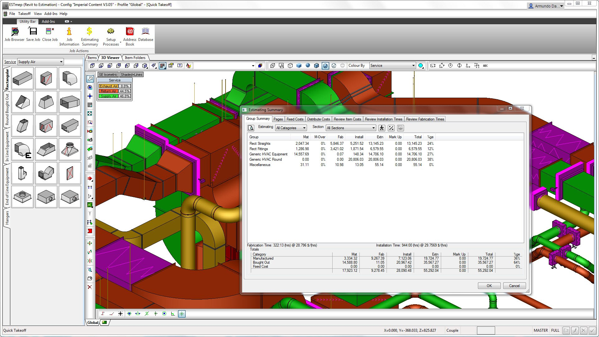 Autodesk Fabrication For Mep Contractors Autodesk