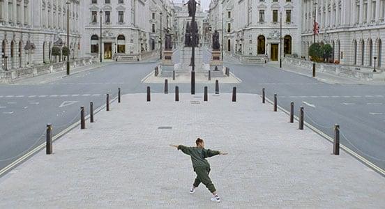 動画: VFX スタジオ MPC London は Flame を利用して無人のロンドン市街の映像を制作