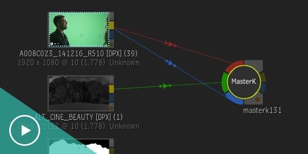 ビデオ: ノードベースのコンポジティング(Batch)