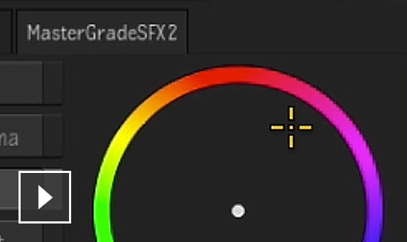 Video: MasterGrade creative color tool