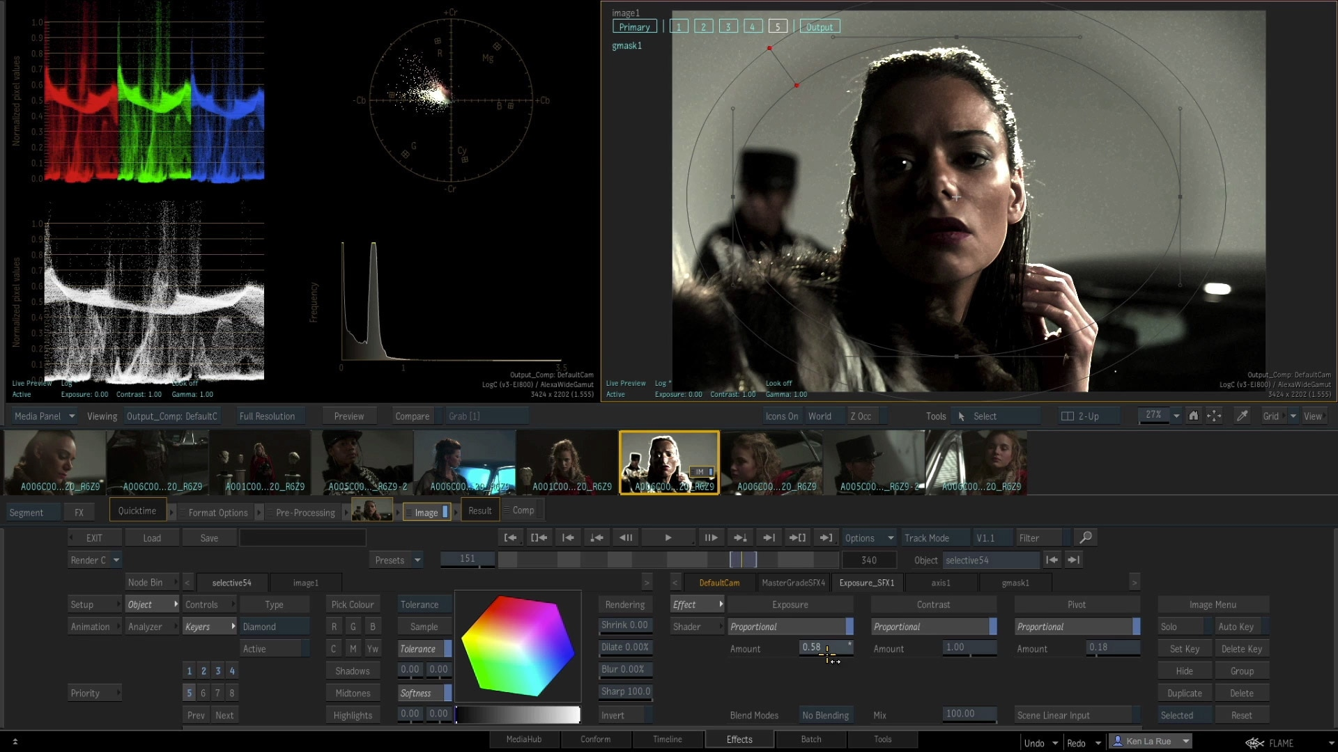 Flame | 3D Visual Effects (VFX) Finishing Software | Autodesk
