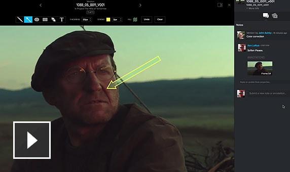 ビデオ:Shotgun と Flame の併用で、レビューと承認プロセスを迅速化