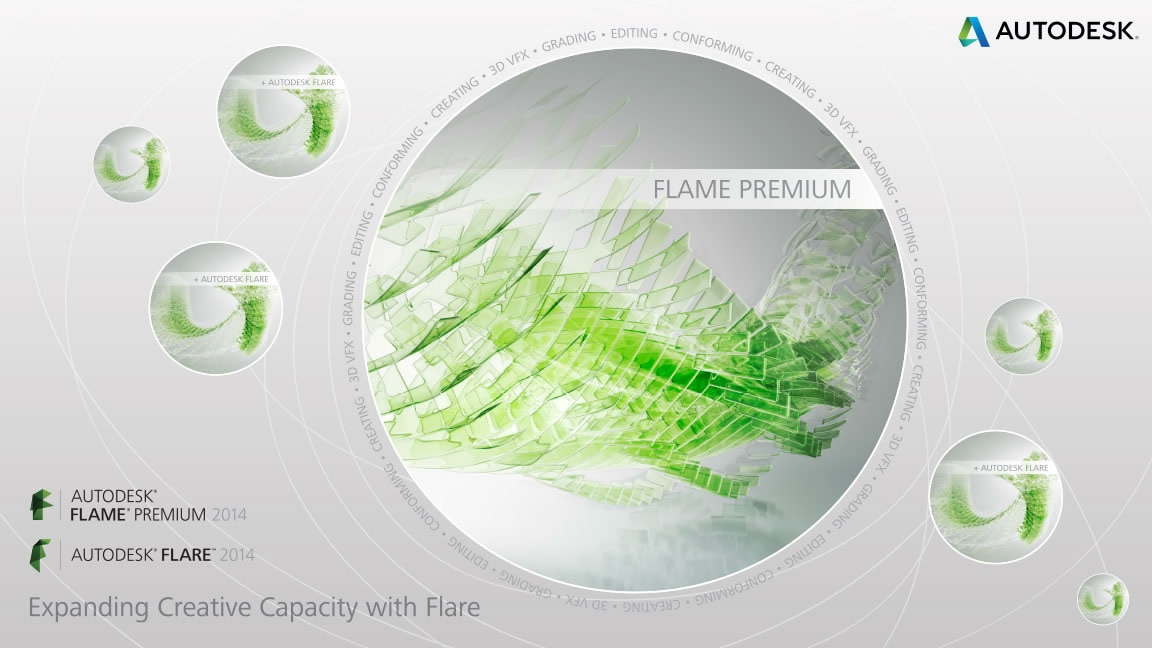 Get more out of your Flame software with Flare digital compositing tools