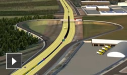 Vídeo: Projeto de Rodovia da SC Engenharia