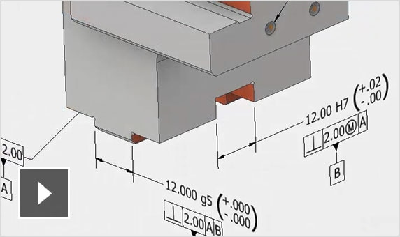 Video: See 3D model documented with MBD
