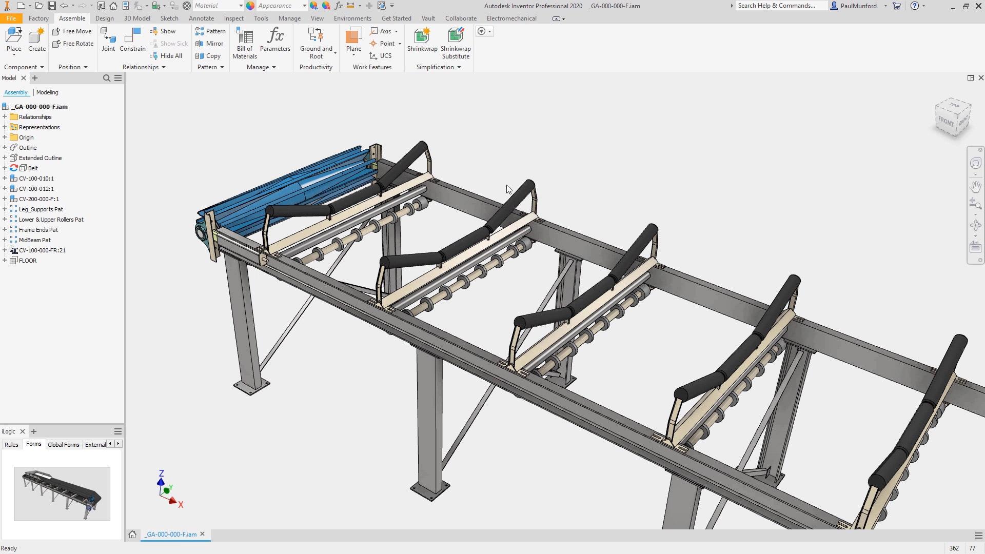 Awe Inspiring Inventor Software Fur Mechanische 3D Konstruktion Und 3D Download Free Architecture Designs Embacsunscenecom