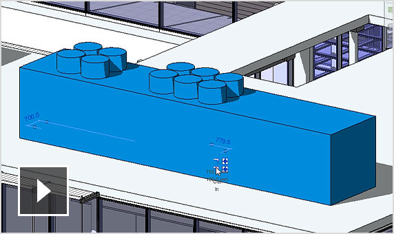 Video: Create BIM objects from manufacturing models to make it easier to specify the use of your products in BIM projects