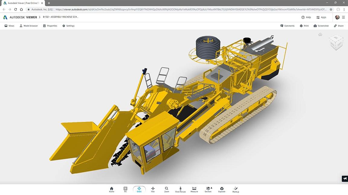 Autodesk Inventor Professional 2020 Buy Key