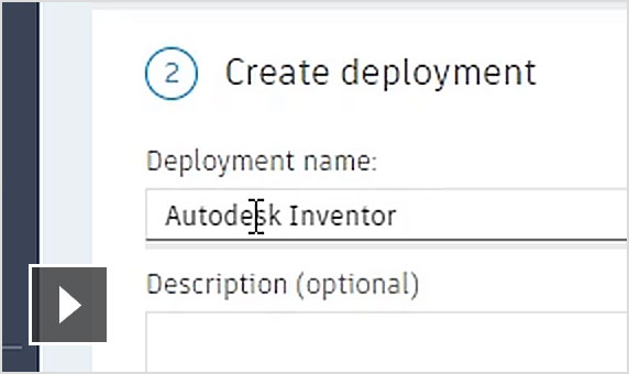 Video: Learn about the new installation and deployment options in Inventor 2022