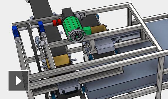 Video: Met modelstatussen kunt u meerdere variaties van onderdelen en assemblages in één document weergeven