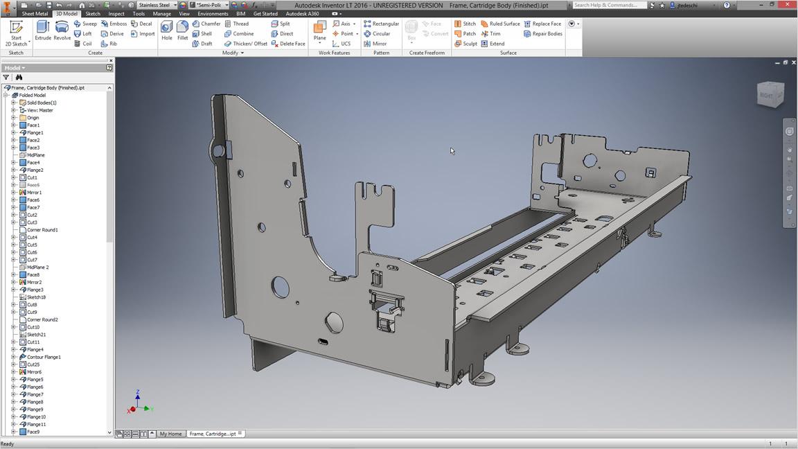 Nouvelles fonctionnalités et nouveaux outils de transition multi-CAO 2D vers 3D