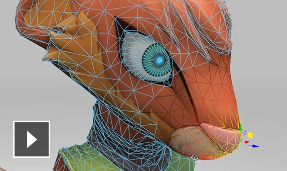 Video: 3D modelling tools for game creators