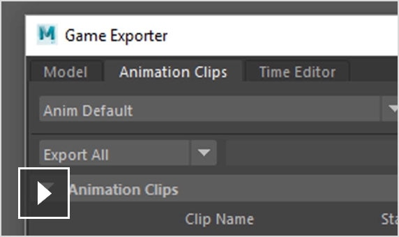 Video: Custom Export tool to Unity and Unreal