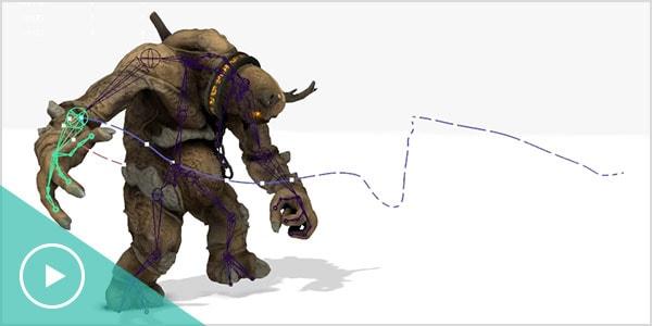 ゲーム デザイン用アニメーション ツール