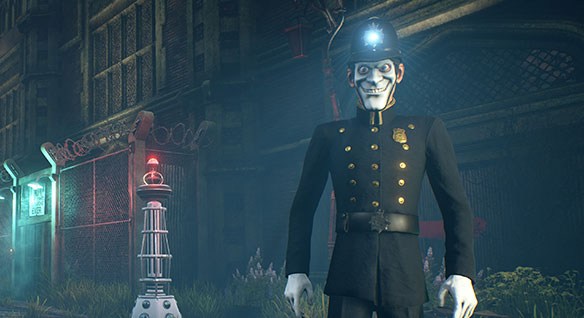 Watch how Compulsion Games used Maya LT to create We Happy Few