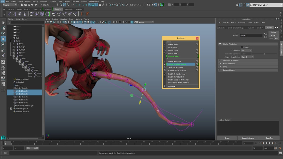 Video: get improved character animation tools