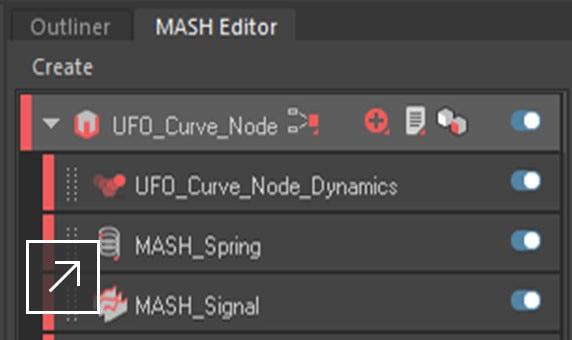Nouveaux noeuds MASH