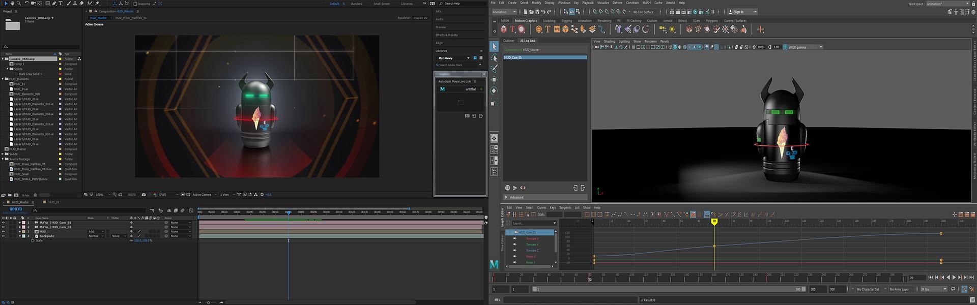 《Mac软件:Autodesk Maya 2018.5_中/英/日/多语言版_三维建模动画渲染软件》