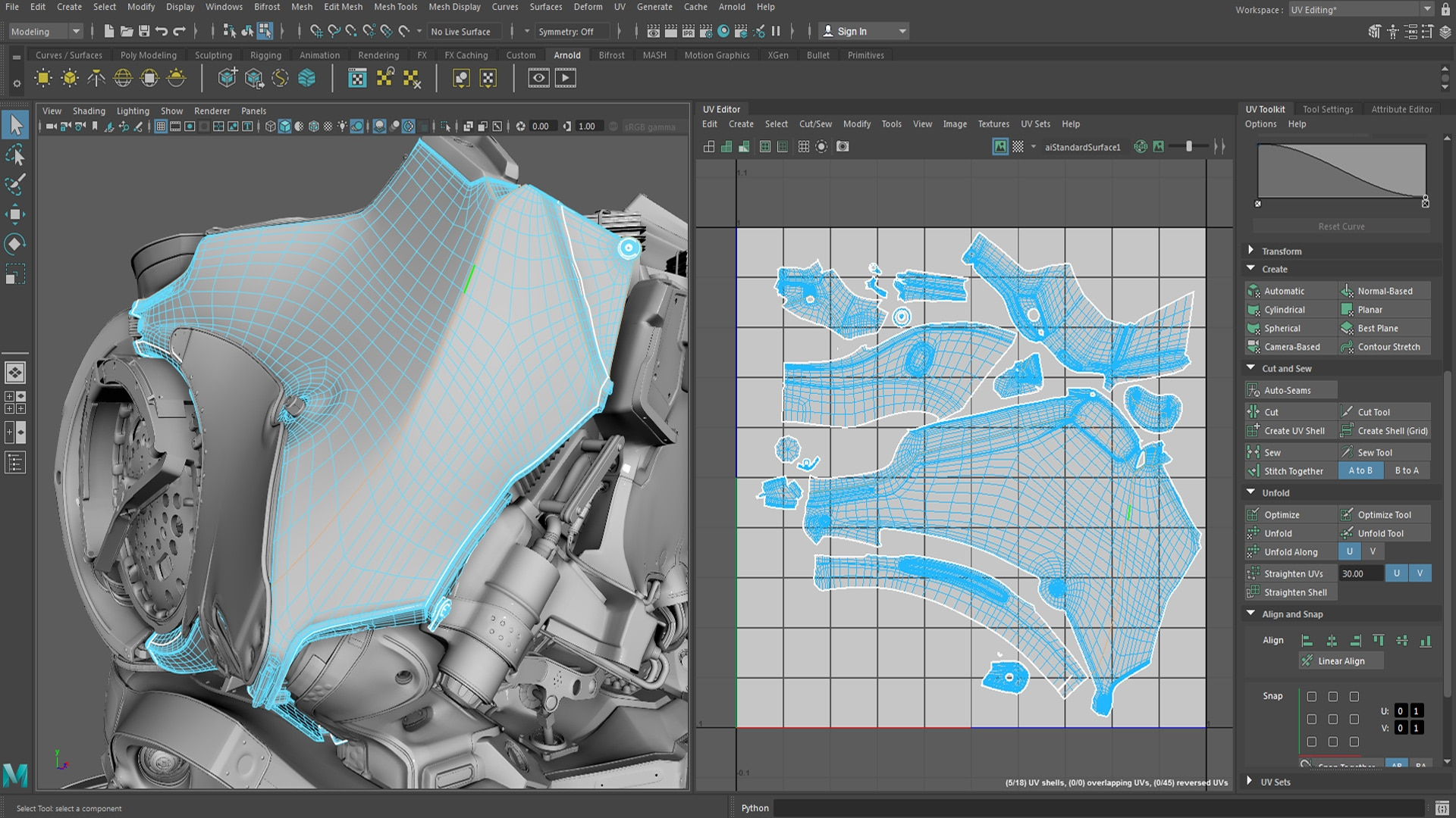 What S New In Maya 2018 Features Autodesk