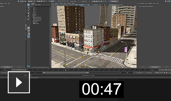 What's New In Maya 2019 | Features | Autodesk