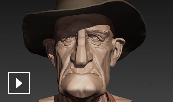 Mudbox overview video