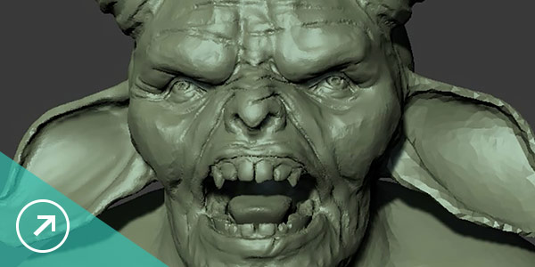 Mudbox digital sculpting software