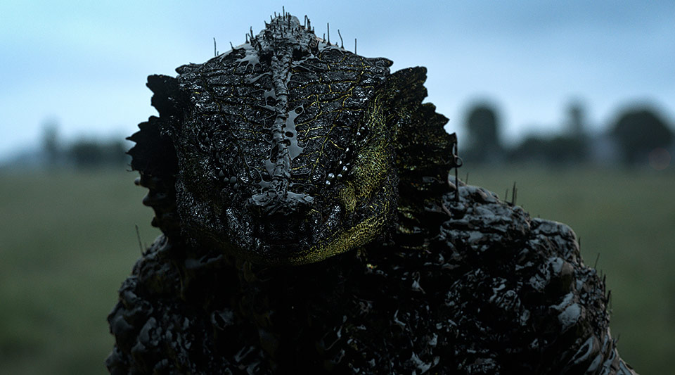 Oats Studios uses Mudbox for detailed modeling