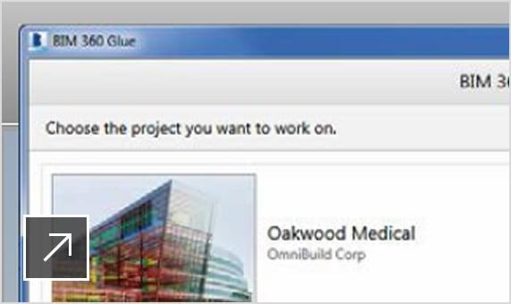 Uma integração mais profunda entre o Navisworks e o BIM 360 Glue oferece conectividade à nuvem para usuários do Navisworks
