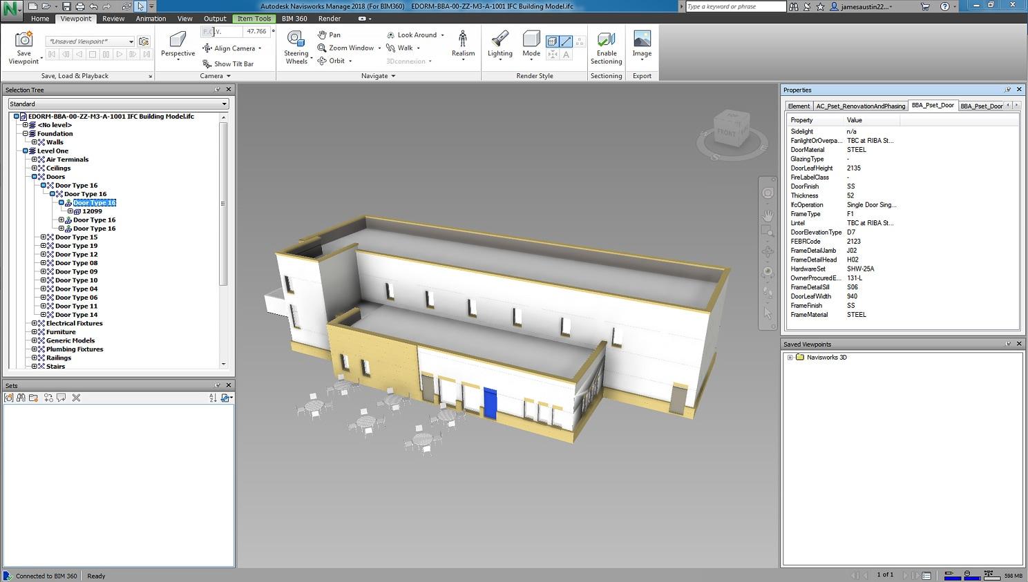Features For Navisworks Manage & Navisworks Simulate | Autodesk