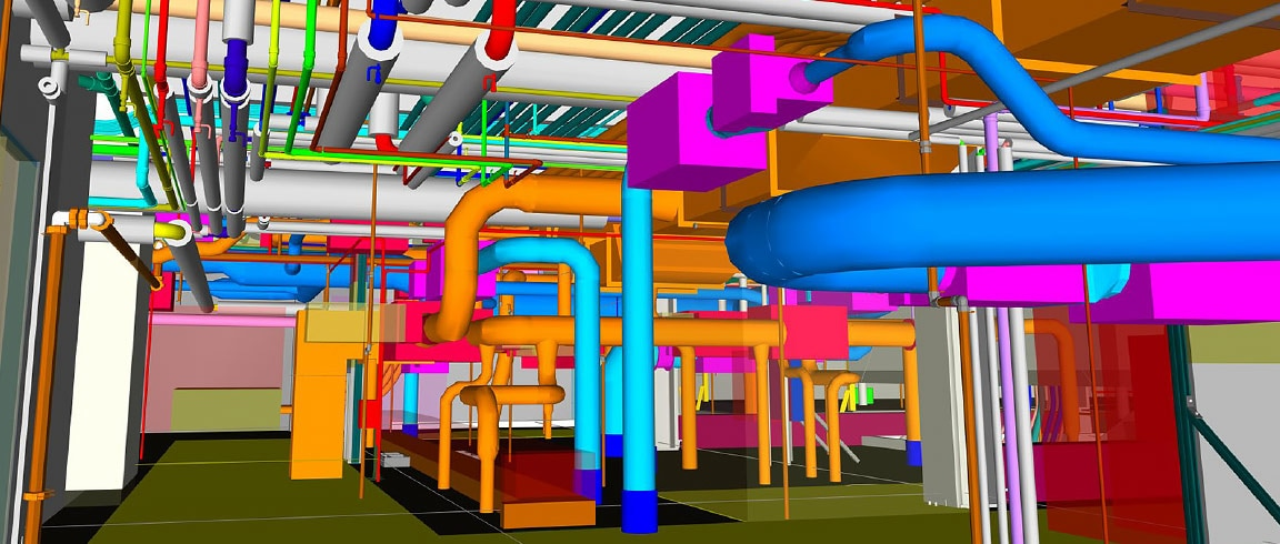 Mortenson reduced RFIs by 32% and cut schedule by six weeks using Navisworks and Autodesk software