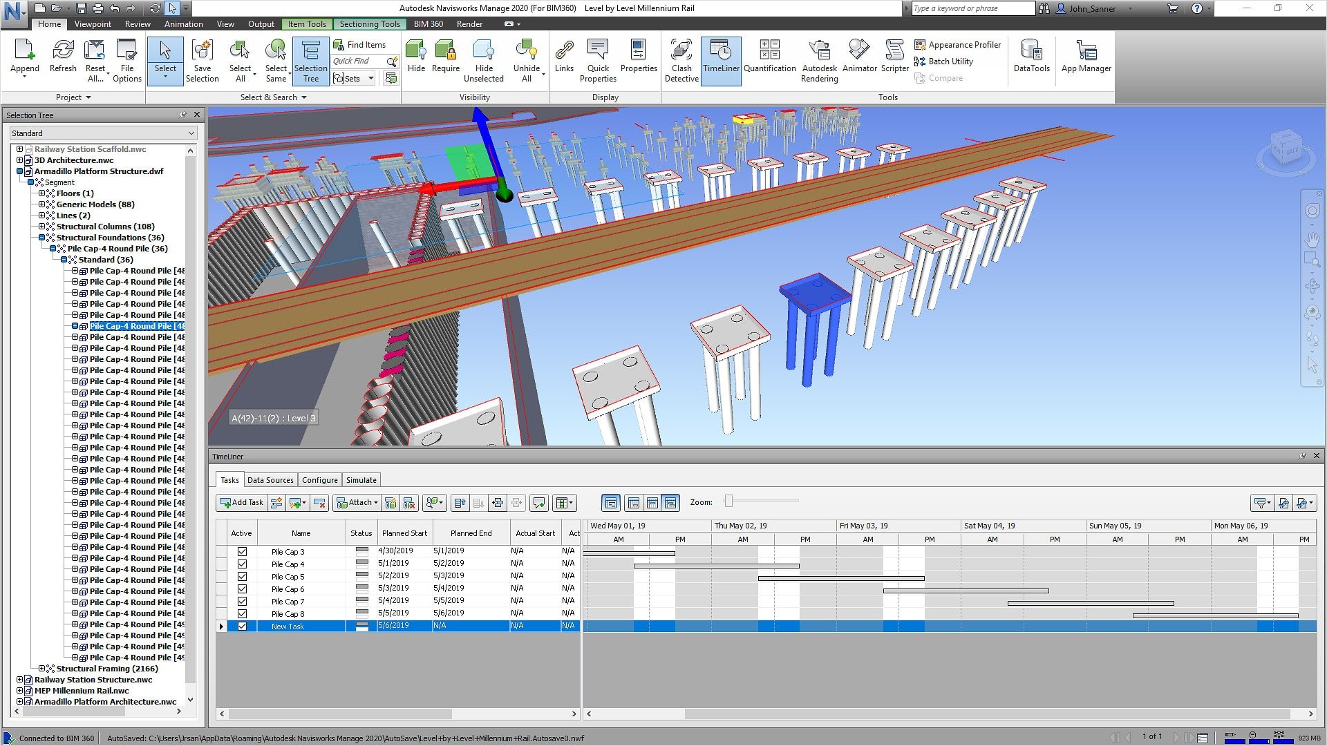 Navisworks   3D Model Review Software   BIM Coordination   Autodesk