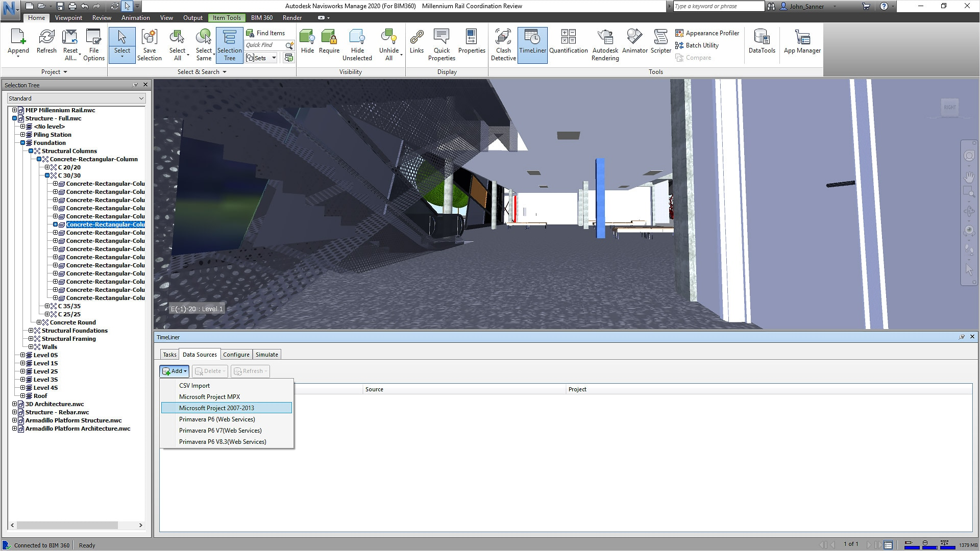 Navisworks | 3D Model Review Software | BIM Coordination