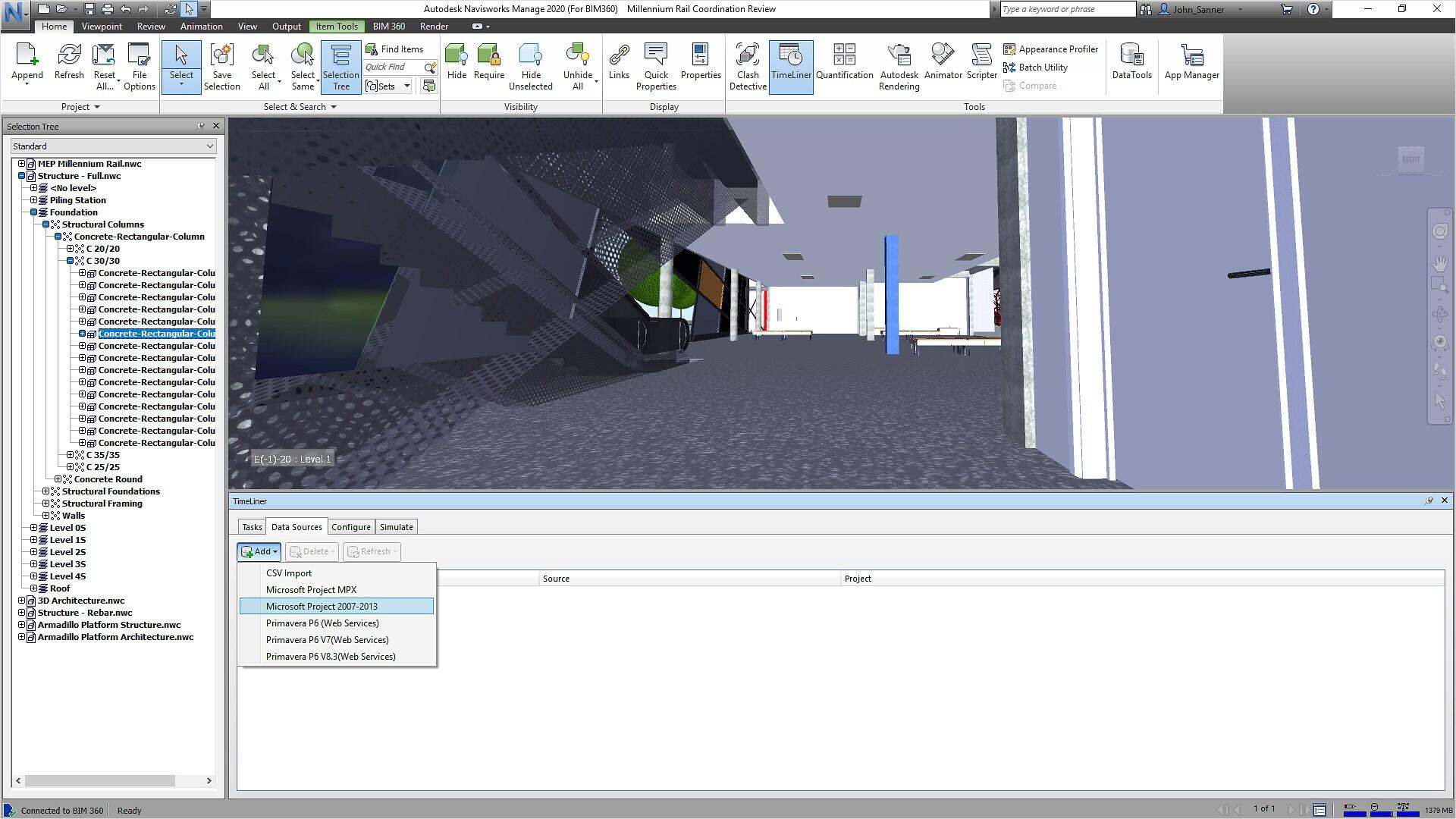 Navisworks | 3D Model Review Software | BIM Coordination