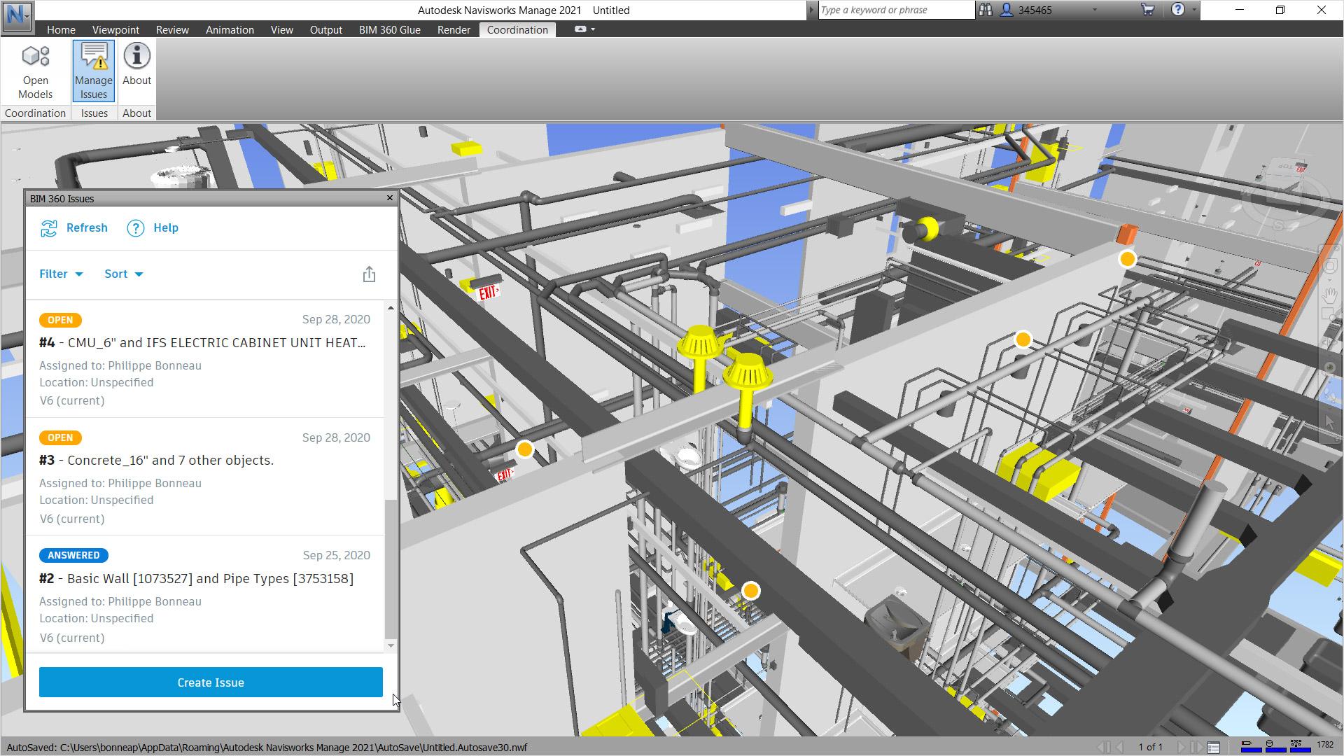 Autodesk Navisworks Manage 2020 Buy Key