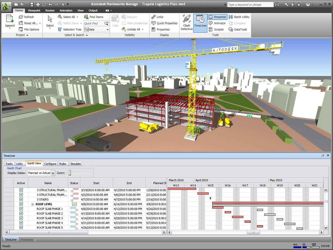 Navisworks manage navisworks simulate marine pdms for Project 5d