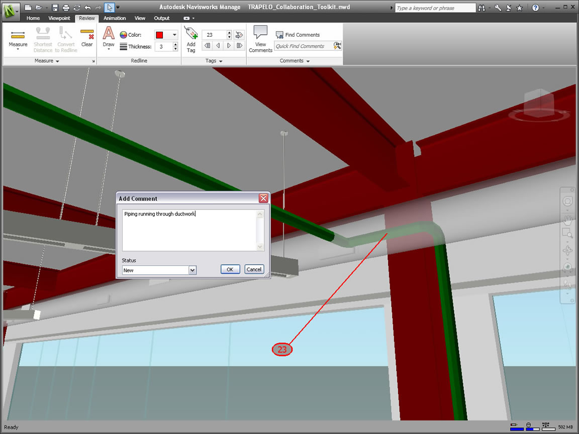 Autodesk Navisworks Manage Screenshot