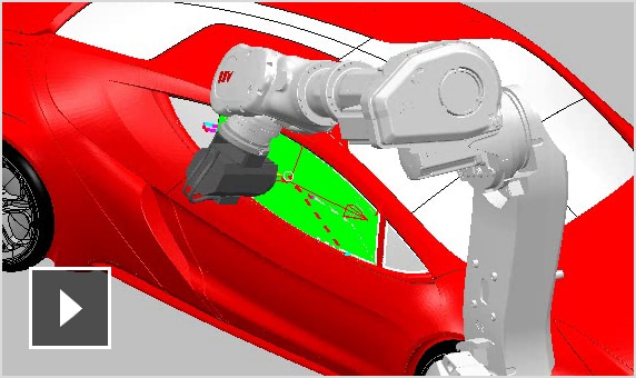 Video: Exploit the full potential of your industrial robot with PowerMill