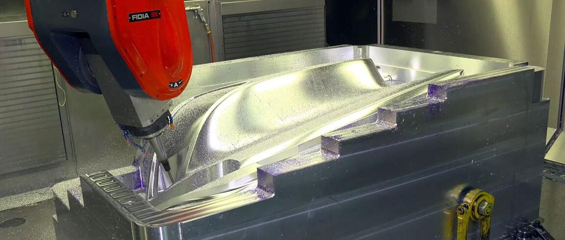 Vídeo: Paragon D&E proporciona una plataforma de fabricación con PowerMill.