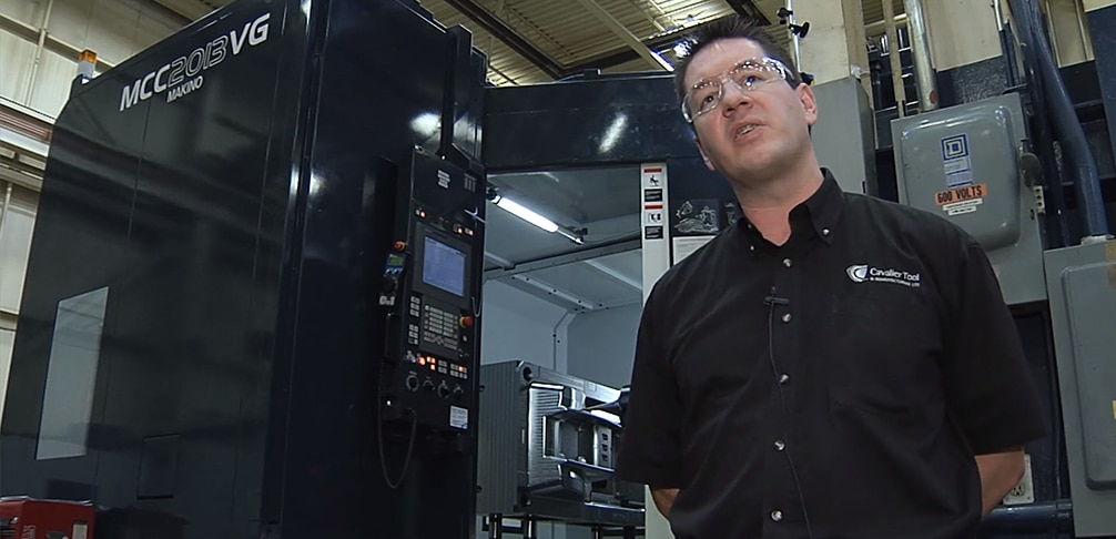 Autodesk PowerMill Manufacturing TV Channel showcases successful PowerMill customers. Here is Cavalier Tool & Manufacturing