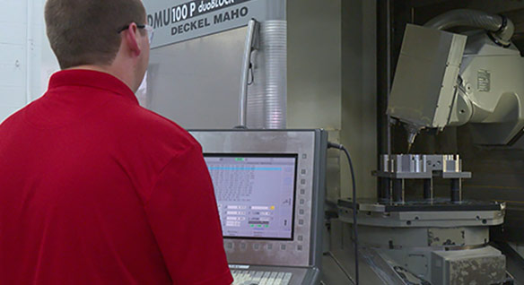 Video: Eifel Mold & Engineering attract the next generation of engineers with PowerMill