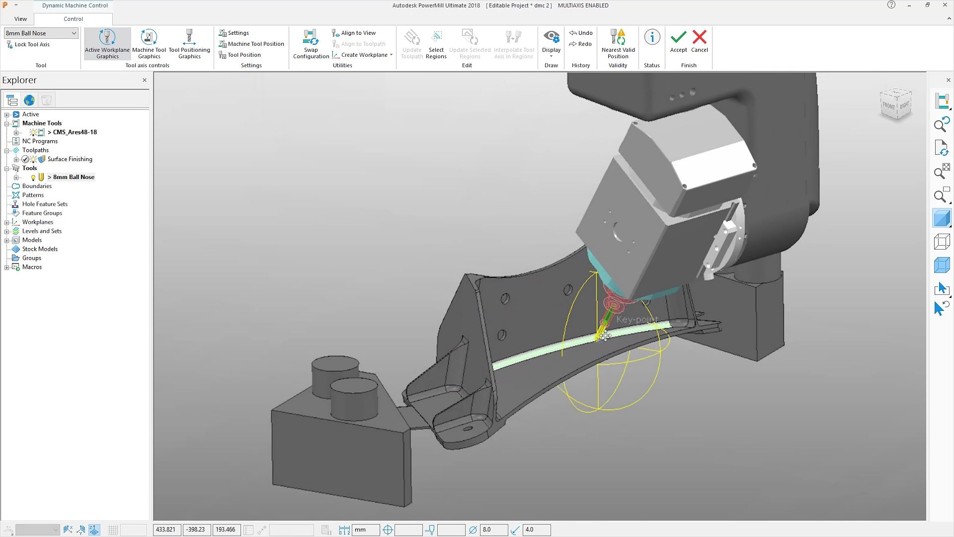 PowerMill | 5-Axis CAM Software | 5-Axis Machining | Autodesk