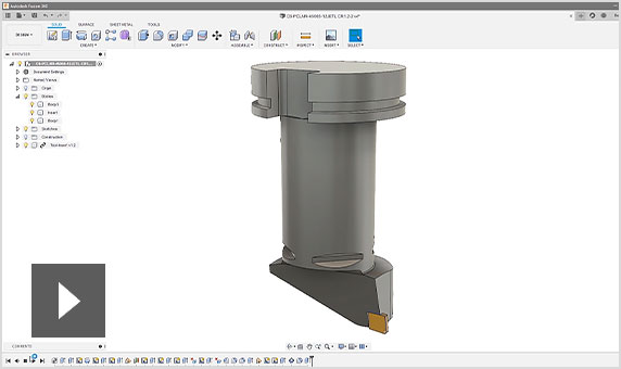 Video: PowerMill subscribers now get Fusion 360 modelling, generative design, simulation and more at no extra cost