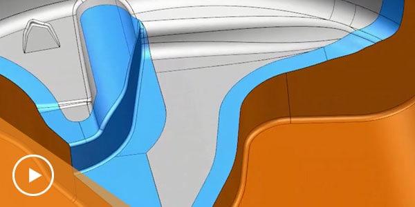 Video: Einfache Erstellung komplexer Flächengeometrie