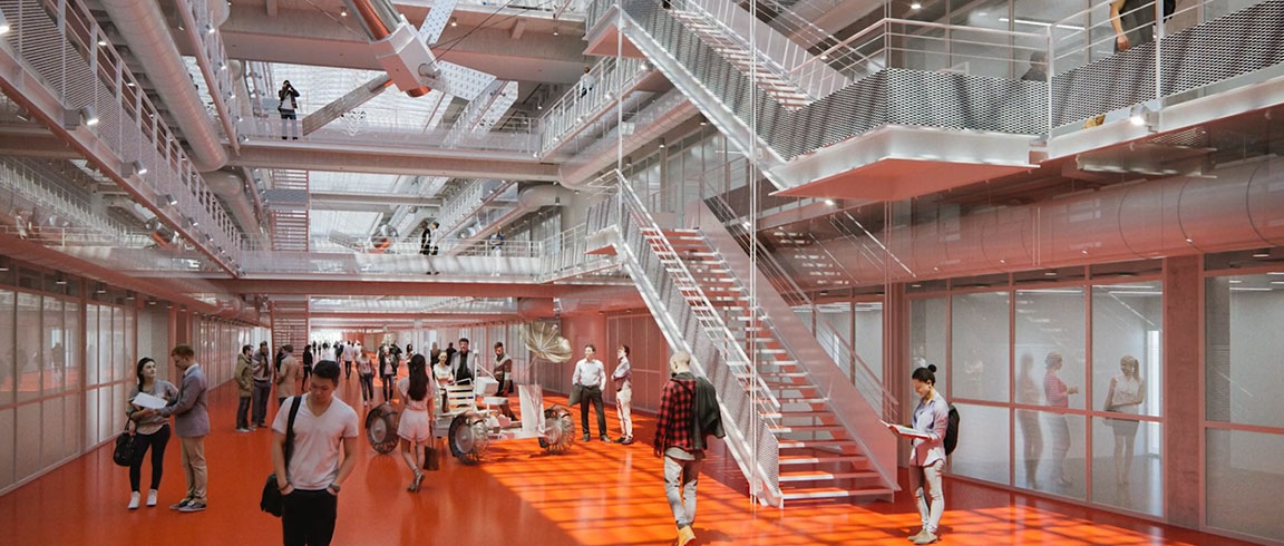 Video: Renzo Piano uses Revit in design of a school