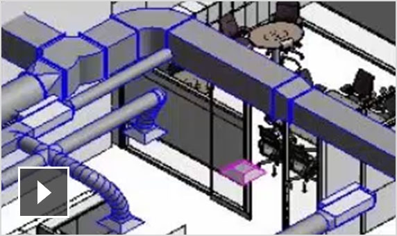 Video: Revit-arbejdsmodellering til ventilations-, el- og VVS-teknik