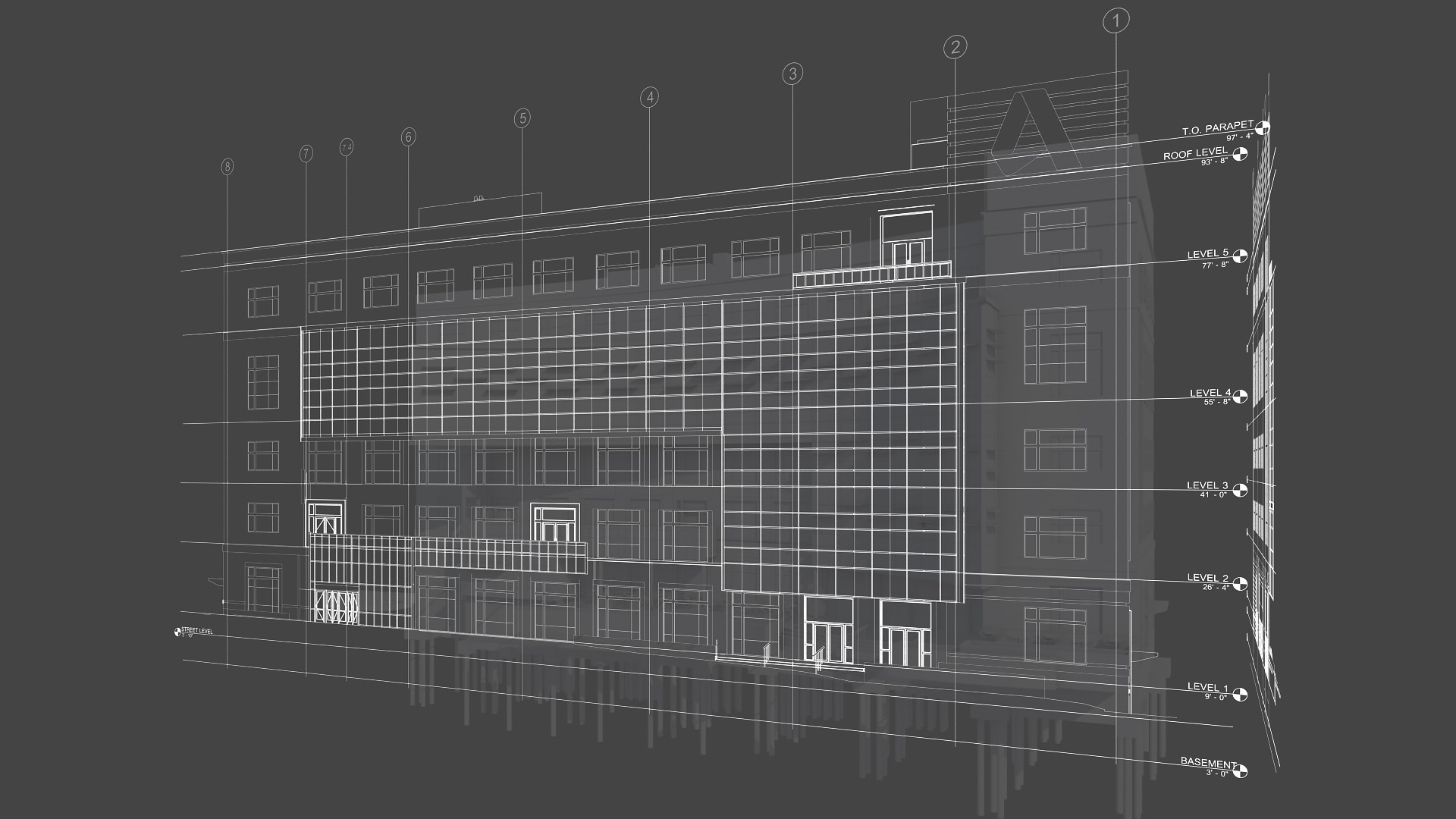 Engineering Floor Plan Revit Bim Software Autodesk