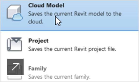 Revit 2019.2 new cloud model feature