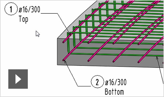 Video: Use Revit to match or create free-form rebar shapes