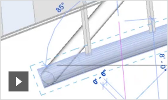 Video: Create parts in Revit using InfraWorks geometry